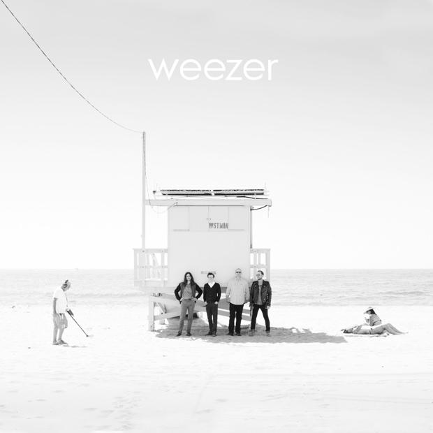 thewhitealbum- weezer